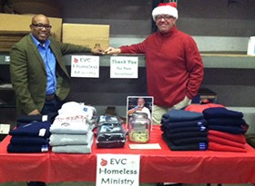 FMC, Univar and 65 PMPs Team Up to Help the Homeless