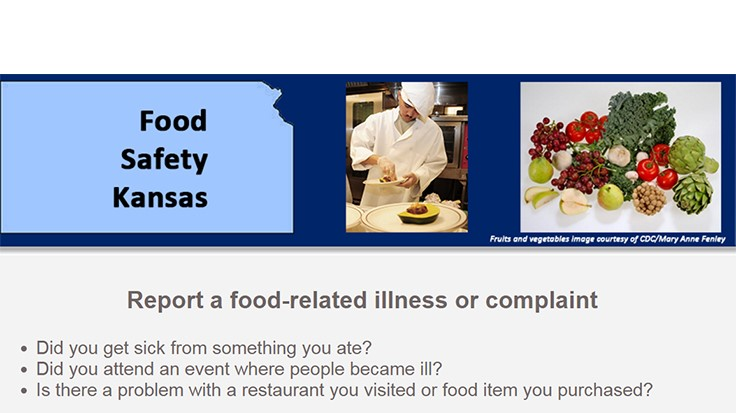 Kansas Launches New Food Safety Website