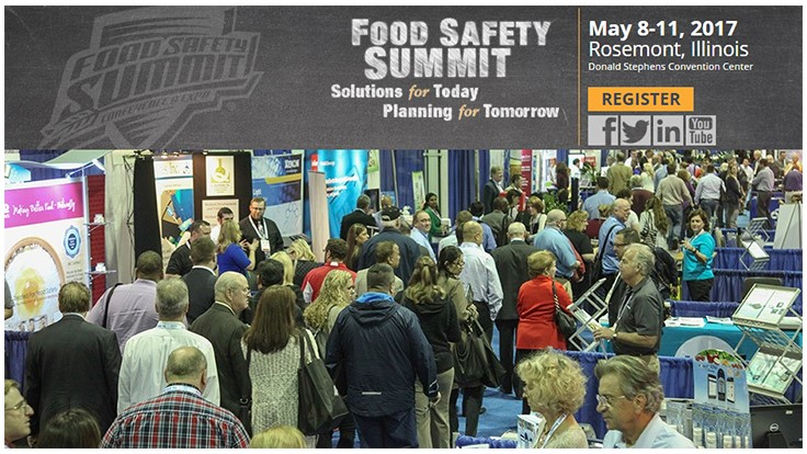 Stellar Education Program Set for Next Month's Food Safety Summit