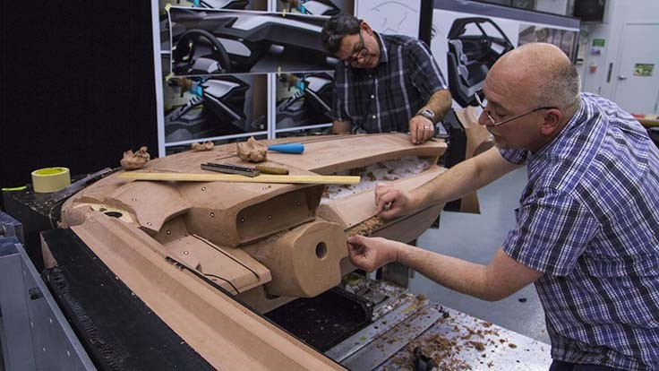 Ford designers recycle clay models - Today's Motor Vehicles