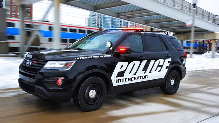 Ford Police Vehicles >> Ford Police Vehicles Hit 61 Market Share Today S Motor