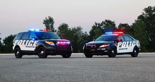 Ford Police Vehicles >> Ford Telogis Develop Telematics System For Police Vehicles