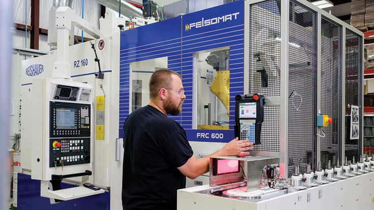 Forest City Gear adds continuous generating grinding capability