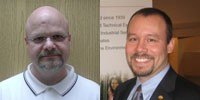 Jim Fredericks, Stuart Mitchell Join NPMA's Technical Services Department