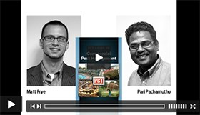 Podcast: Matt Frye and Pari Pachamuthu on IPM in Commercial Accounts