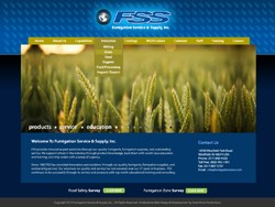 Fumigation Service & Supply Announces Redesigned Website