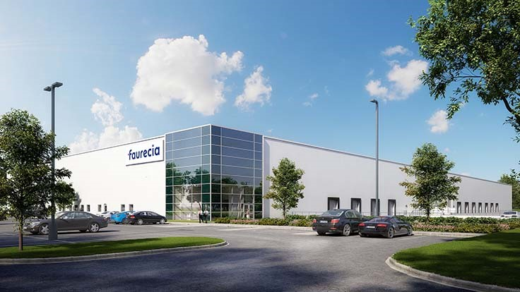Faurecia to open Fort Wayne, Indiana plant