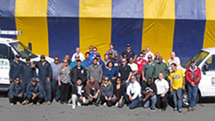 Target Specialty Products Hosts Annual Fumigation School