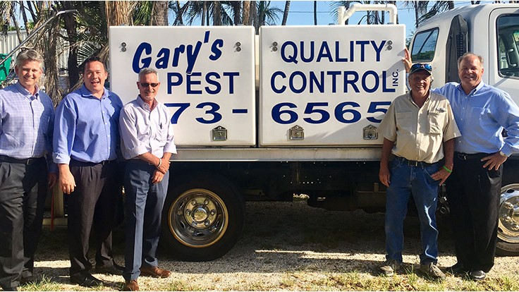 Arrow Exterminators Acquires Gary's Quality Pest Control