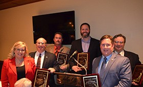 Six OPMA Members Receive Tom Evans Award