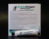 Green Dragon Roach Kill Added to OMRI Product Listing