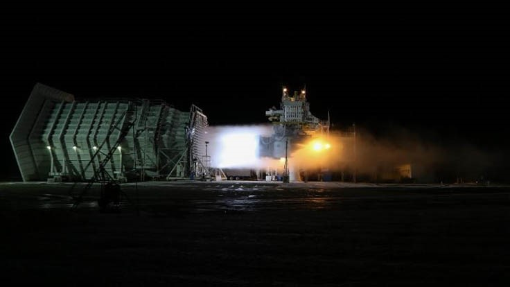 GE begins GE9X certification testing