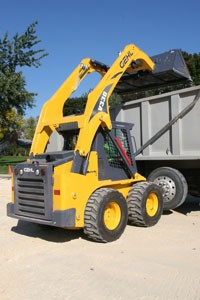Gehl Introduces New Skid Loader Recycling Today