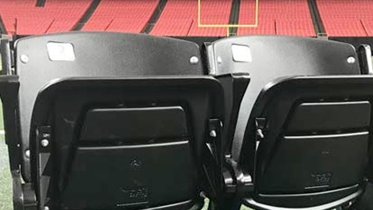Georgia Dome seats available for sale