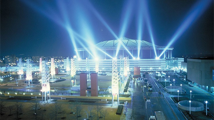 Implosion date set for Georgia Dome