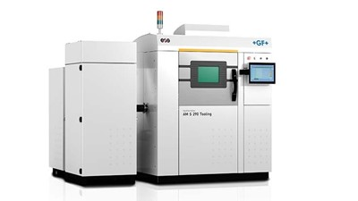 GF Machining Solutions additive machining center