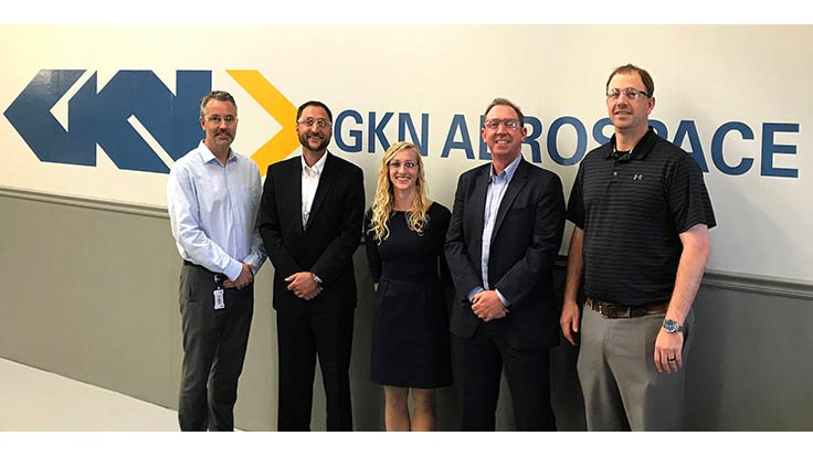 GF Machining Solutions secures US GKN Aerospace order