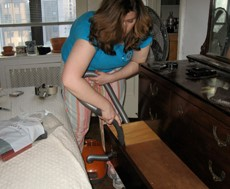 Business Offers Pre-Bed Bug Treatment Prep Work