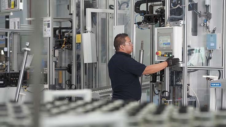 GKN Driveline starts production at new plant in Mexico