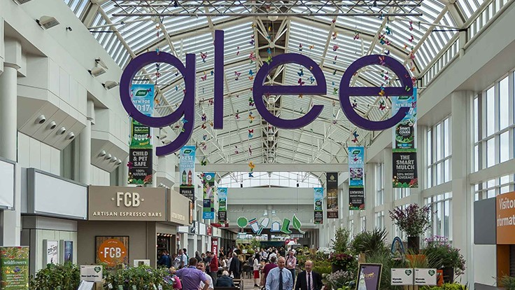 2016 Glee exhibition closes with record re-booking