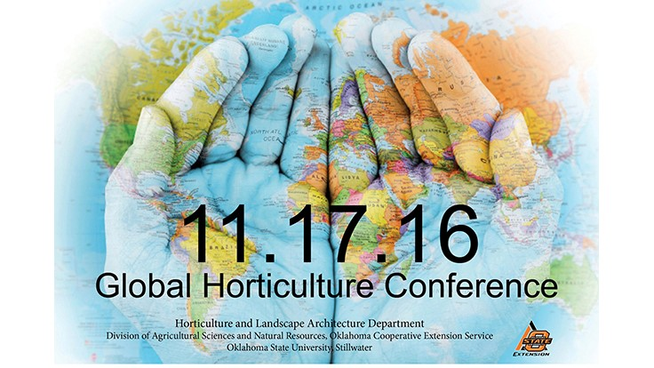 Global Horticulture Conference to take place at Oklahoma State University