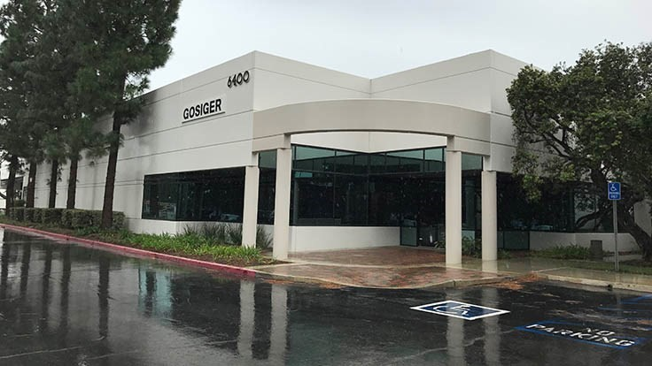 Gosiger moves West HQ, expands showroom, training area, support