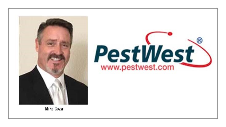 PestWest USA Names Goza Western Regional Technical Specialist