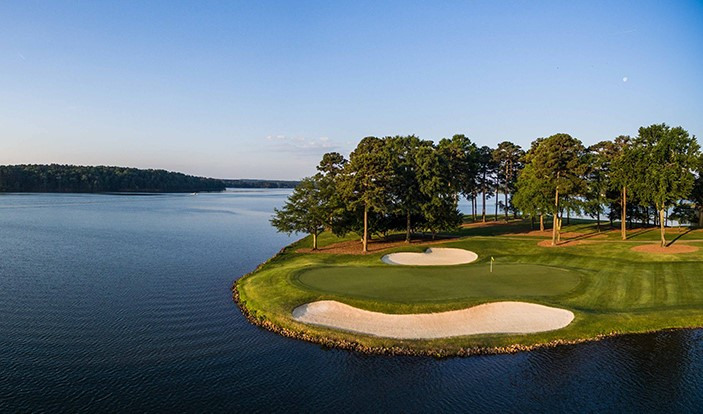 Renovation planned for Georgia course