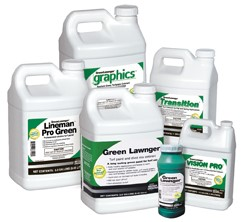 Green Lawnger Brand Turf Colorants