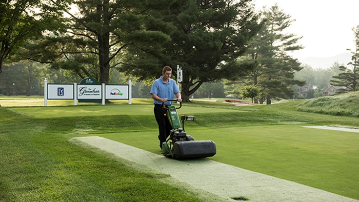 Turf volunteers needed for The Greenbrier Classic