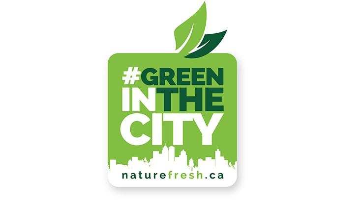 NatureFresh Farms' #GreenInTheCity internship program kicks off its second year