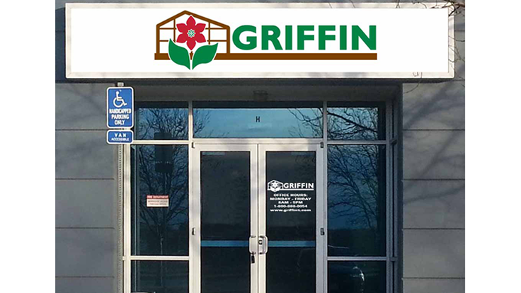 Griffin announces opening of Aurora, Colorado service center
