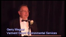 Video: 2011 Crown Leadership Award Winner Gerry Wegner
