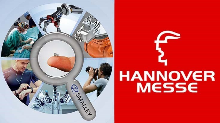 Why Smalley attends HANNOVER MESSE 2017