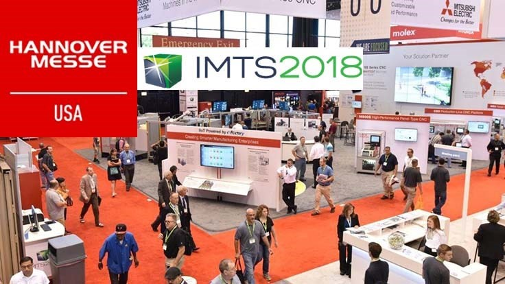 Hannover Messe USA to debut at IMTS 2018