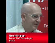 Video: Harold Harlan's Perspective on Bed Bugs