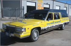 Hearses are Driving Business for a Houston PCO