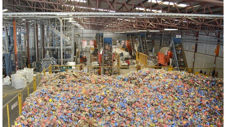 Herbold system processes PET bottles in Honduras