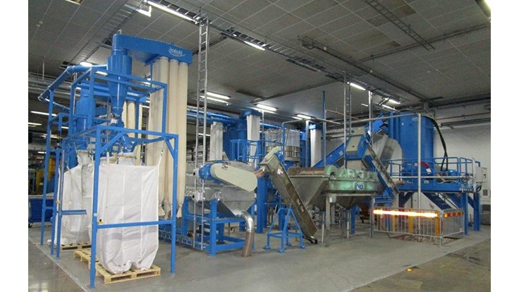 Dutch firm adds plastic recycling capacity