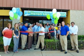 Heron Opens Seventh Branch