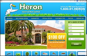 Heron Relaunches Website