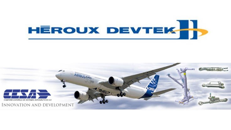 Héroux-Devtek to acquire Airbus subsidiary CESA
