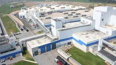 Two Hershey Plants Achieve Zero-Waste Goal