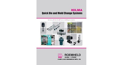 Hilma die, mold change systems