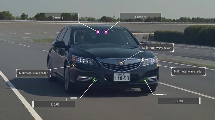 Honda targets 2025 for autonomous cars