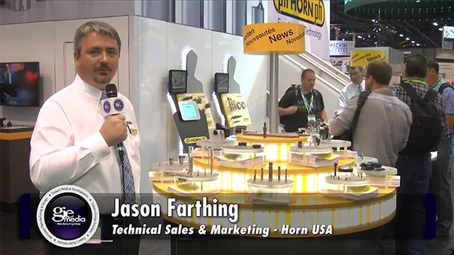 IMTS Booth Tour 2016: Horn USA [VIDEO]