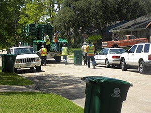 Houston to Expand Curbside Program