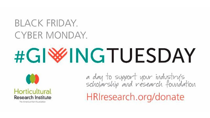 HRI to take part in Giving Tuesday