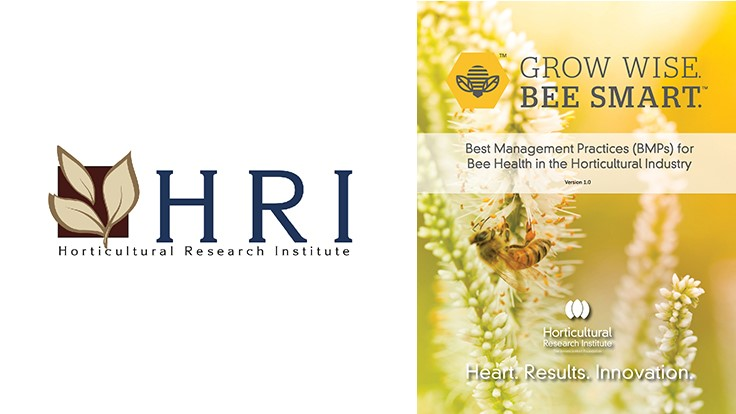 Horticultural Research Institute releases best management practices for bee health