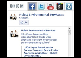 Hulett Introduces New Social Media Widget